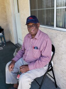 We are honored to serve one of the few remaining WWII Veterans Veteran High. Our dear friend served in the US Navy